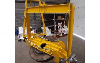 Bespoke Locomotive Wheel Manipulator