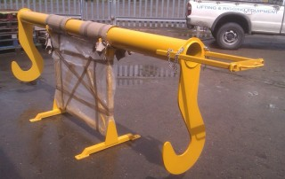 C-Hook Lifting Attachment