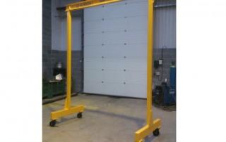 Lightweight Mobile Gantry
