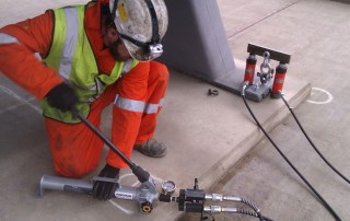 Onsite Static Load Test