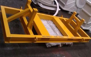 Pump Transport Frame
