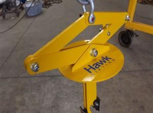 Semi Automatic Internal Lifting Grab
