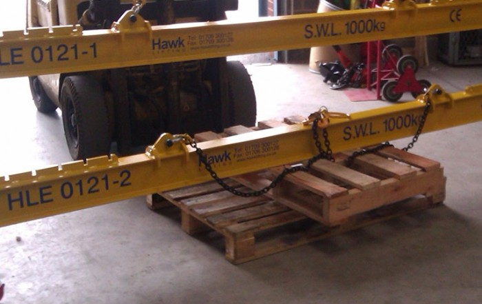 Two Off Adjustable Spreader Type