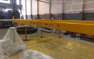 Spreader type lifting frame - SWL 27t/16t